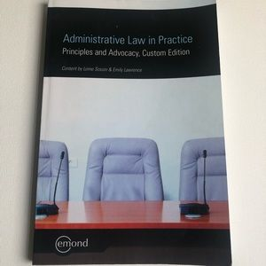 Administrative Law in Practice